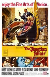 Постер Венецианская афера