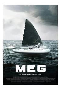 Постер Мег