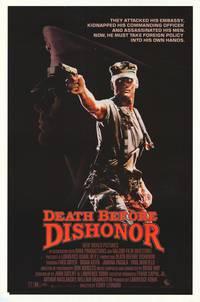 Постер Смерть превыше бесчестья