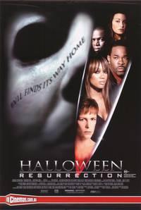 Постер Хэллоуин: Воскрешение