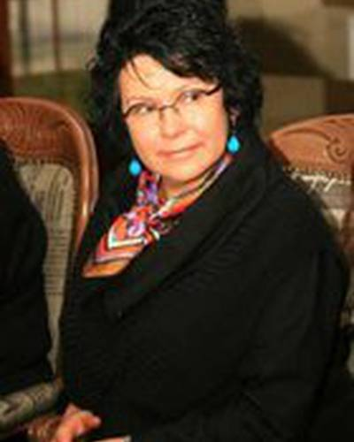 Кира Саксаганская фото