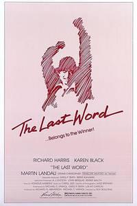 Постер Последнее слово