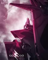 """Постер из фильма """"Могучие рейнджеры"""" - 7"""