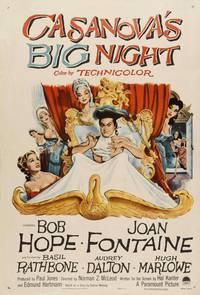 Постер Большая ночь Казановы