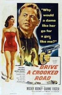 Постер Поездка по кривой дороге
