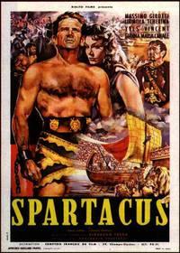Постер Спартак