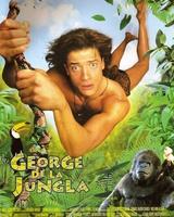 """Постер из фильма """"Джордж из джунглей"""" - 6"""