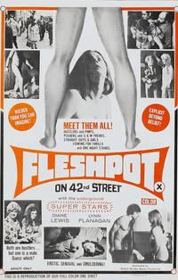 Постер Fleshpot on 42nd Street
