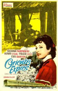 Постер Восточный экспресс