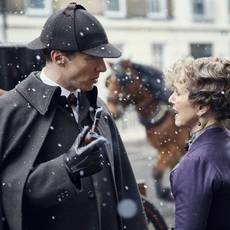 "Кадр из фильма ""Шерлок"" - 5"