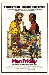 Постер Человек по имени Пятница