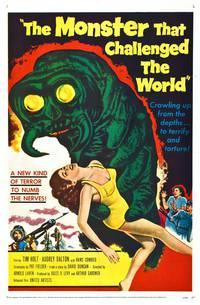 Постер Монстр, который бросил вызов миру