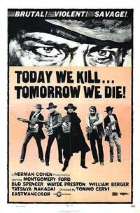 Постер Сегодня я, завтра ты.