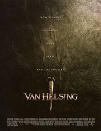 Постер Ван Хельсинг