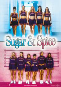 Постер Сахар и перец