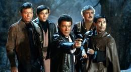 """Кадр из фильма """"Звездный путь 3: В поисках Спока"""" - 2"""