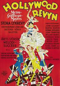 Постер Голливудское ревю