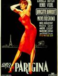 """Постер из фильма """"Парижанка"""" - 1"""