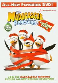 Постер Пингвины из Мадагаскара в рождественских приключениях