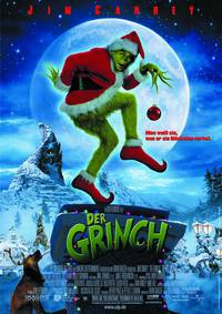 Постер Гринч – похититель Рождества