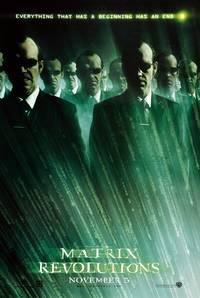 Постер Матрица: Революция