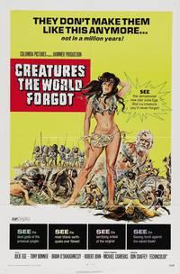 Постер Существа, забытые миром