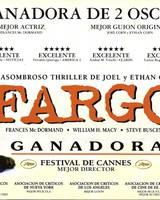 """Постер из фильма """"Фарго"""" - 7"""