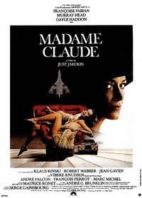 Постер Мадам Клод