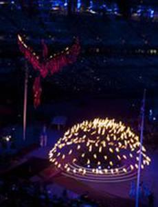 Церемония закрытия летних XXX Олимпийских игр