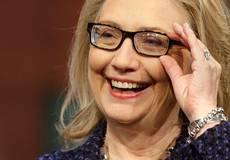 За роль Хиллари Клинтон соперничают четыре актрисы