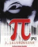 "Постер из фильма ""Пи"" - 3"