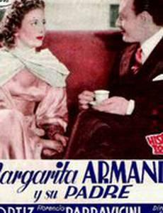 Margarita, Armando y su padre