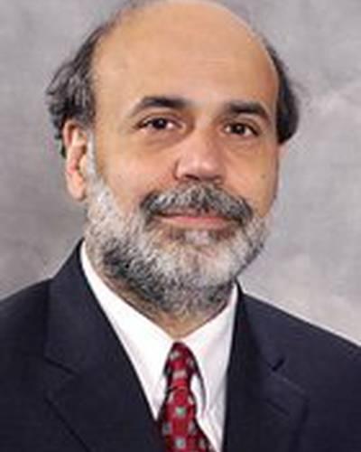 Бен Бернанке фото