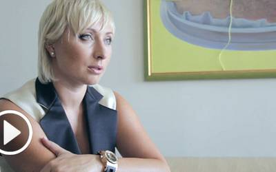 Интервью с Викторией Тигипко