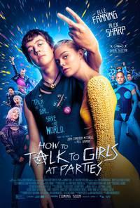 Постер Как разговаривать с девушками на вечеринках