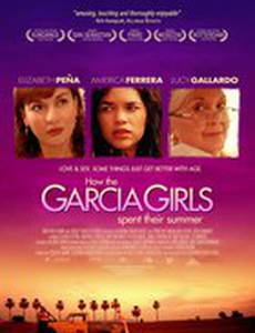 Как девушки Гарсия провели лето