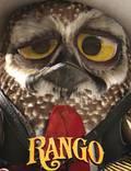 """Постер из фильма """"Ранго"""" - 1"""