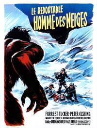 Постер Снежный человек