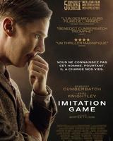 """Постер из фильма """"Игра в имитацию"""" - 9"""