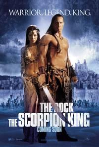 Постер Царь скорпионов