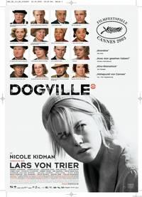 Постер Догвилль