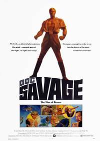 Постер Док Сэвэдж: Человек из бронзы