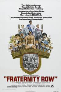 Постер Fraternity Row