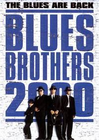 Постер Братья Блюз 2000