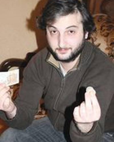 Гиги Дедаламазишвили фото