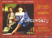 Постер Секретарша