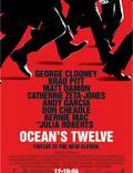 """Постер из фильма """"Двенадцать друзей Оушена"""" - 1"""
