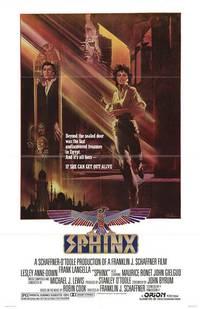 Постер Сфинкс