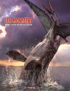 BBC: Прогулки с морскими чудовищами (мини-сериал)