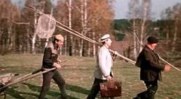 """Кадр из фильма """"Пес Барбос и необычный кросс"""" - 2"""